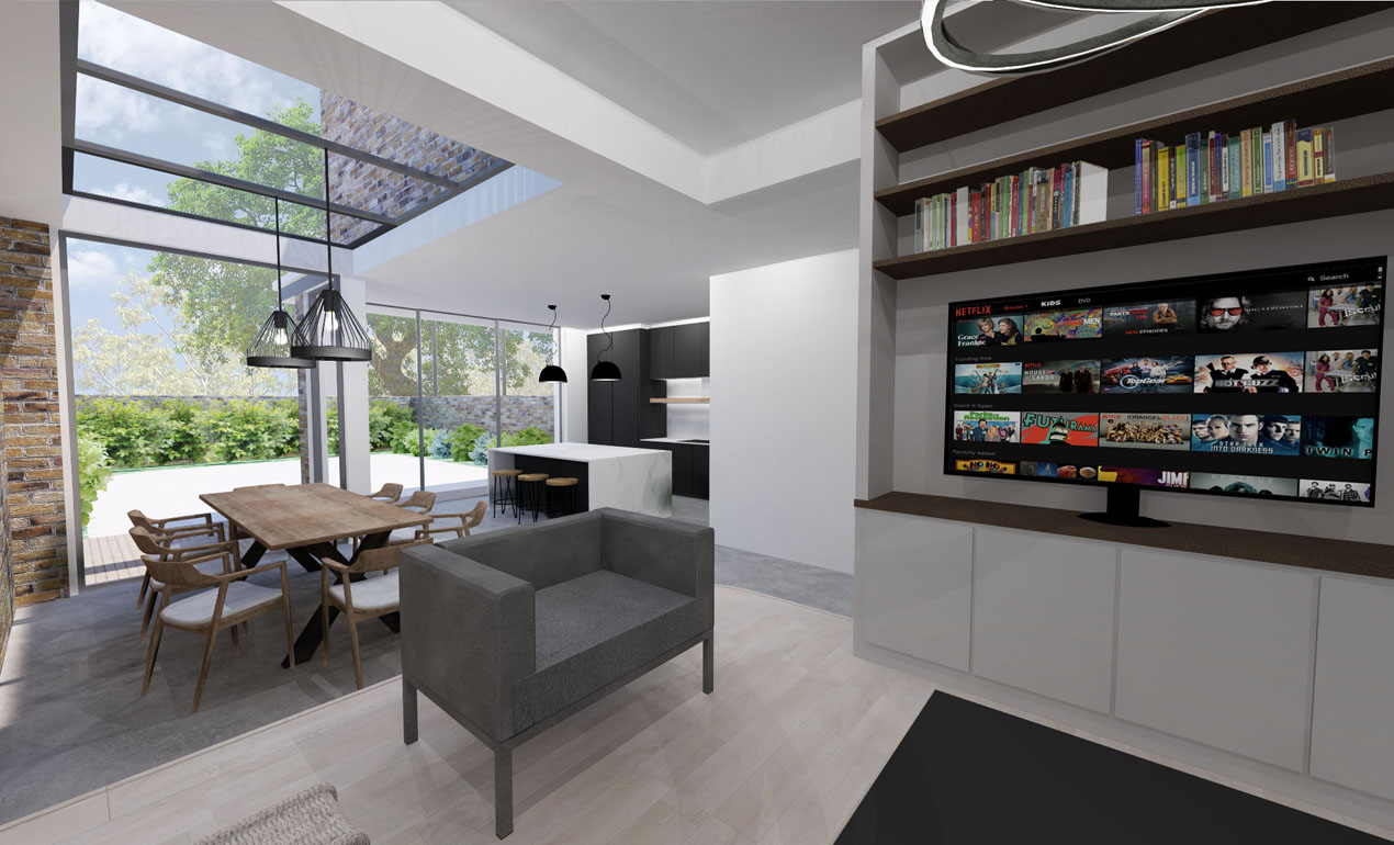 London property renovations